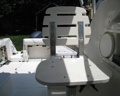 Cockpit Seats from Boston Whaler Conquest 255