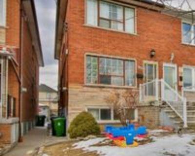 14 Lambert Avenue #Basement, Toronto, ON M6E 1E3 1 Bedroom Apartment
