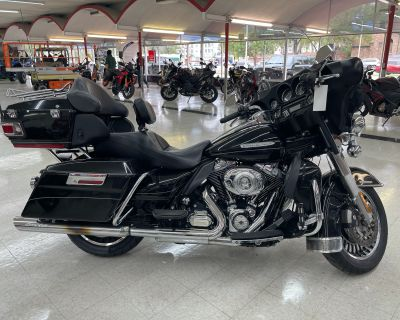 2012 Harley-Davidson Electra Glide Ultra Limited Touring Colorado Springs, CO