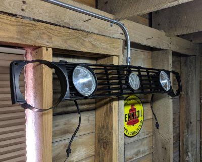FS Cabriolet Exterior Parts (grille, vent windows, hood, hatch, bumper etc.)