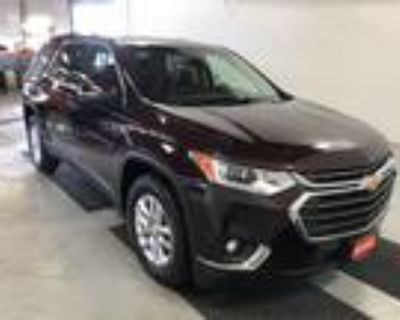 2020 Chevrolet Traverse LT Leather Leather