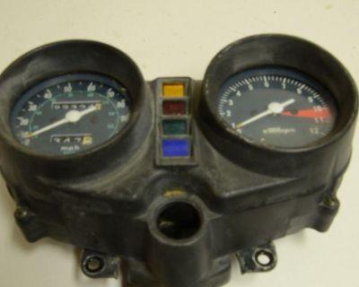 Honda Cb400t Speedometer Tachometer Instrument Cluster 1978