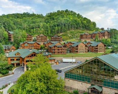 Late Dec to New Years Eve in a 1 BR Westgate Smoky Mountain Resort Villa - Gatlinburg