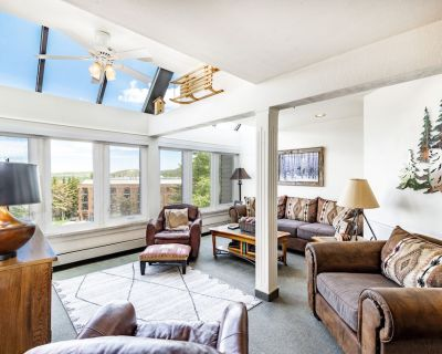Large Condo, Great for Families and Groups, Ski In Ski Out - Park City