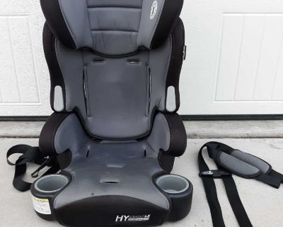 Baby Trend Hybrid LX 3-in-1 Toddler Car Seat Booster Seat