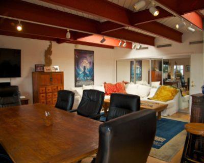 Zen Meeting Room and Outdoor Oasis, Santa Monica, CA