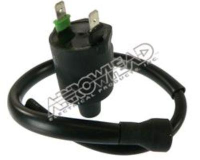New Ignition Coil For Honda Trx450fw Trx450es Trx450fe Trx450fm Trx450s
