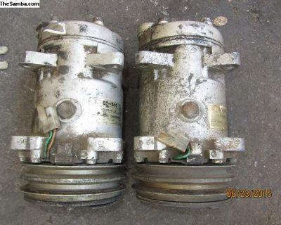 vanagon AC compressors