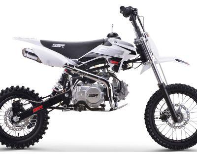 2021 SSR Motorsports SR125 Motorcycle Off Road Little Rock, AR
