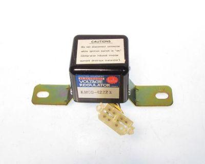 Alternator Voltage Regulator Fits Subaru 1600 Dl & Gl 1976 1977 23-00150