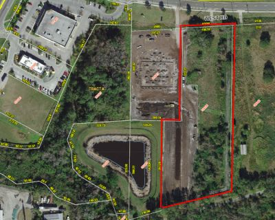 3.7 Acres Commercial Development Land
