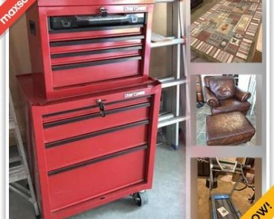Ashburn Moving Online Auction - Cog Hill Terrace