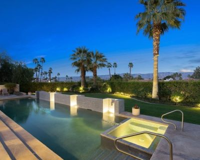 Exclusive Luxury Home - NEW Listing! $15,000 Summer Monthly Rate - Palm Desert