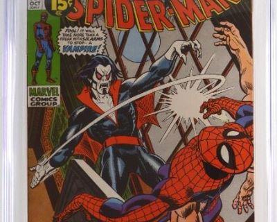 Fall Comic TCG Toy & Sports Memorabilia Auction