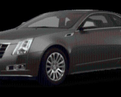 2012 Cadillac CTS Standard