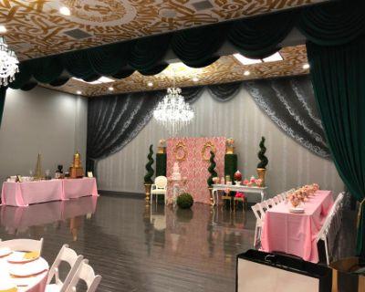 Fancy Ballroom Crystal Chandeliers, Glendale, CA