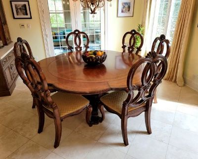High-End Furniture of Interior Decorator Home in Hinsdale!