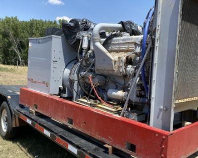 Spectrum Detroit Diesel 200KW Diesel Generator 200DS60 Model