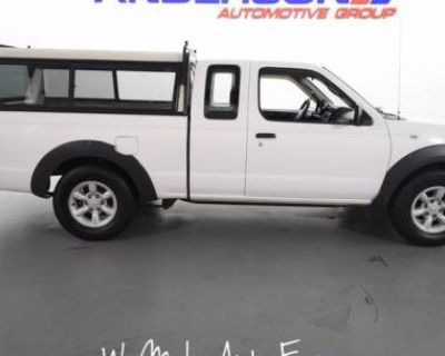 2004 Nissan Frontier Base