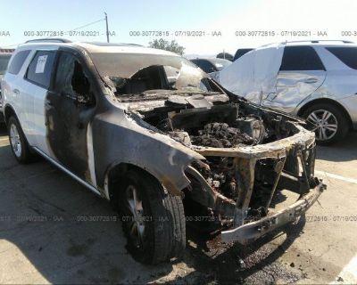 Salvage 2013 Dodge Durango