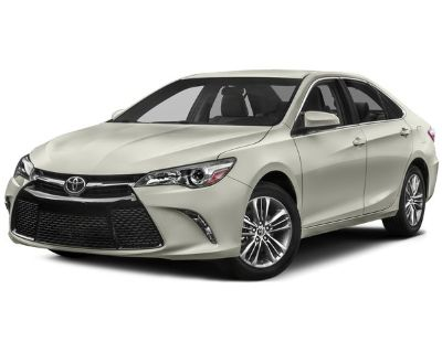 Pre-Owned 2017 Toyota Camry SE FWD 4dr Car