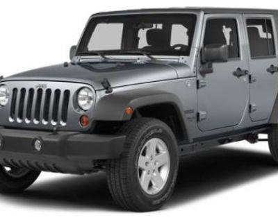 2014 Jeep Wrangler Willys Wheeler