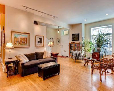 Cool Artsy Modern Victorian Townhome Close to Downtown - Five Points