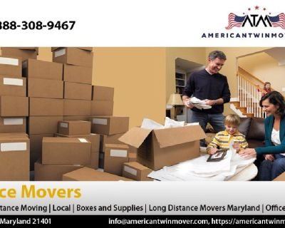 Office Moving Services | Commercial Moving Services near Annapolis