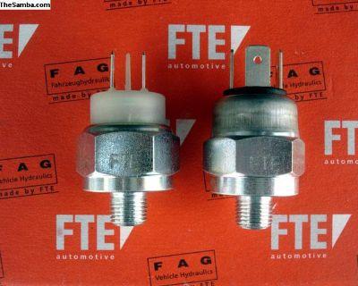FTE / FAG Brake Light Switch 2 or 3 Prong