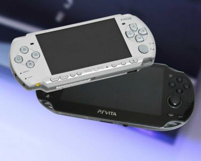 Looking for PSP and PS Vita games