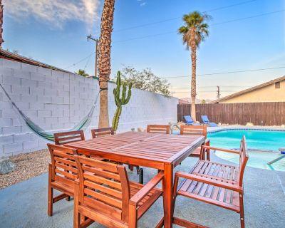 New! Chic Desert Hot Springs Oasis w/ Game Room! - Desert Hot Springs
