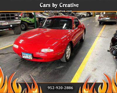 1991 Mazda MX-5 Miata Base