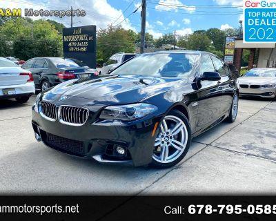 2016 BMW 5-Series 535i W/M-Sport Packge