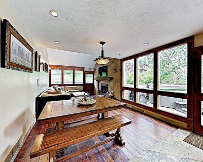 Sophisticated Retreat on Golf Course | Hot Tub & Sauna | 4-Min Walk to Lift! - Downtown Park City