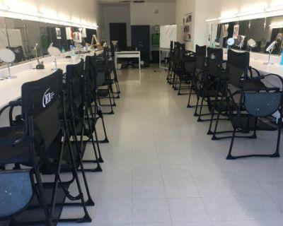 Heart of Hollywood Makeup Studio-Classroom, Hollywood, CA