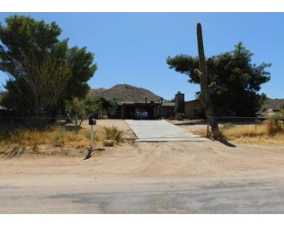 2 Bed 1 Bath Preforeclosure Property in Joshua Tree, CA 92252 - La Mirada Trl