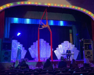 Historic Chinatown 450-seat Live Theater Venue, San Francisco, CA