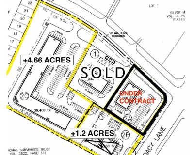 1.2 Acres on Dacy Ln
