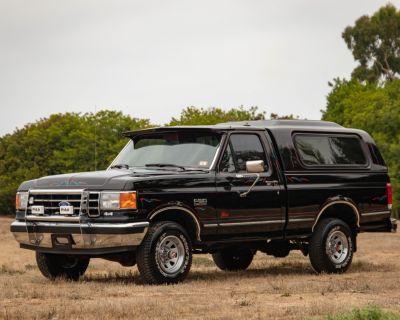 1990 Ford F-150 Regular Cab 4X4