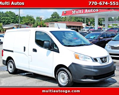 Used 2017 Nissan NV200 S