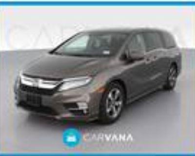 2019 Honda Odyssey Gray, 28K miles