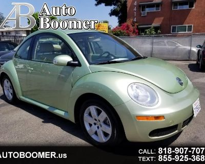 Used 2007 Volkswagen New Beetle 2.5L PZEV
