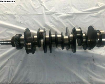 911 SC 3.0 Liter Crankshaft