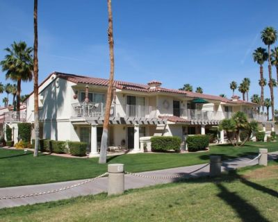 Gated Country Club Condo On The Golf Course, Near Downtown, Mountain Vie - Palm Springs
