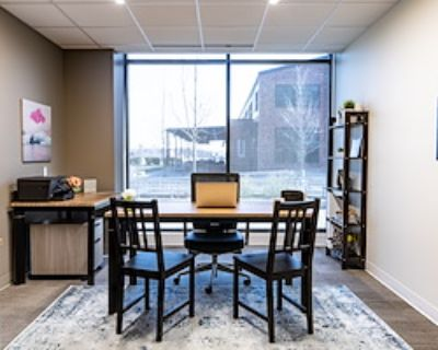 Private Office for 4 at Serendipity Labs Milwaukee - Wauwatosa