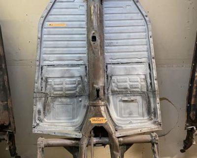 Vw bug short pan 1964