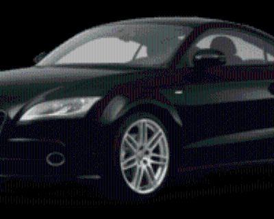 2012 Audi TT Premium Plus Coupe 2.0T quattro S tronic