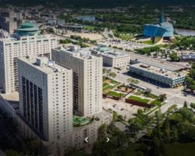 55 Garry Street, Winnipeg, MB R3C 4X5 1 Bedroom Apartment