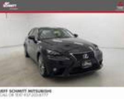 2014 Lexus is 250 Black, 98K miles