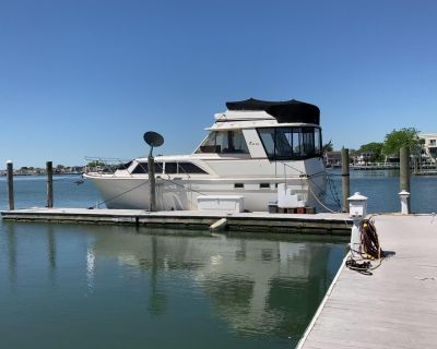 1984 Egg Harbor 40 Motor Yacht